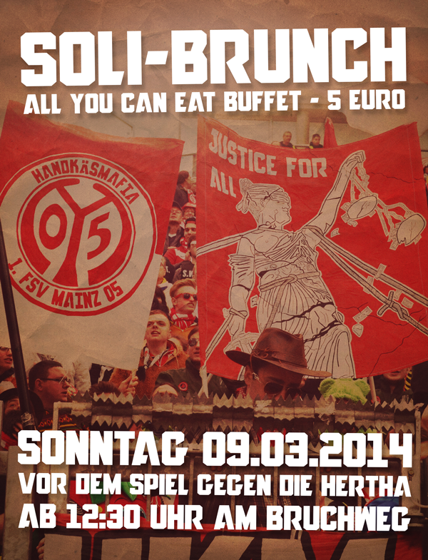 Flyer Soli-Brunch