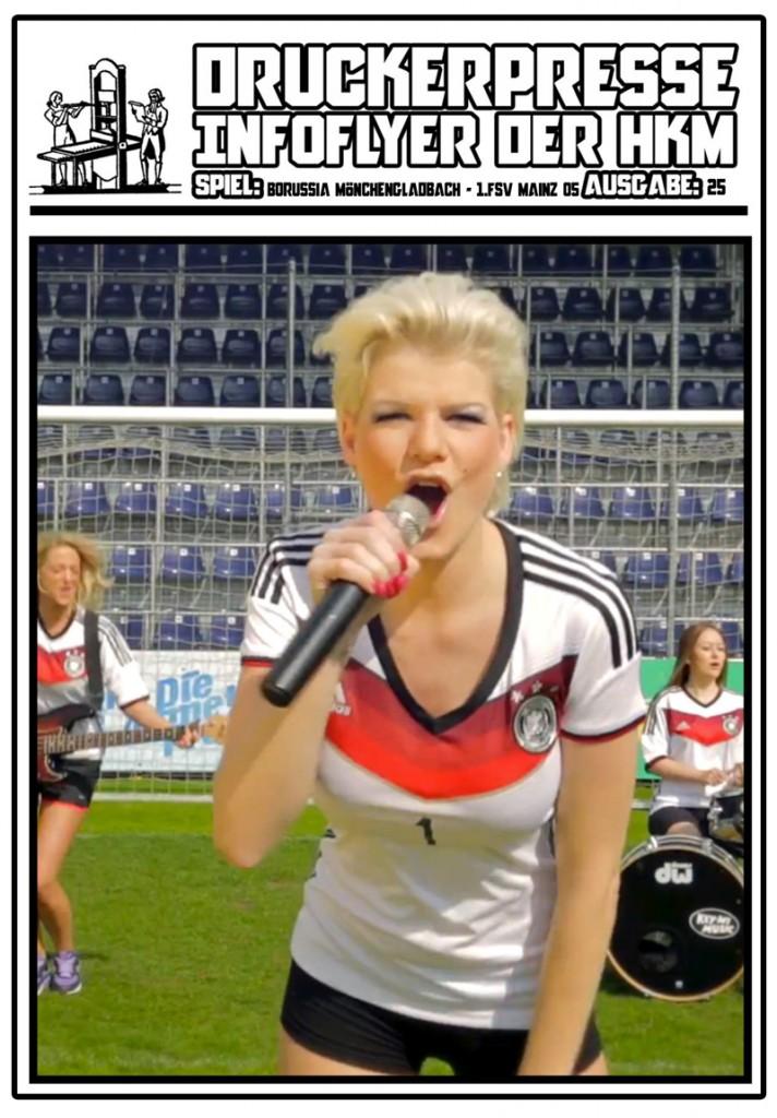 DP Gladbach Mai 2014 Cover