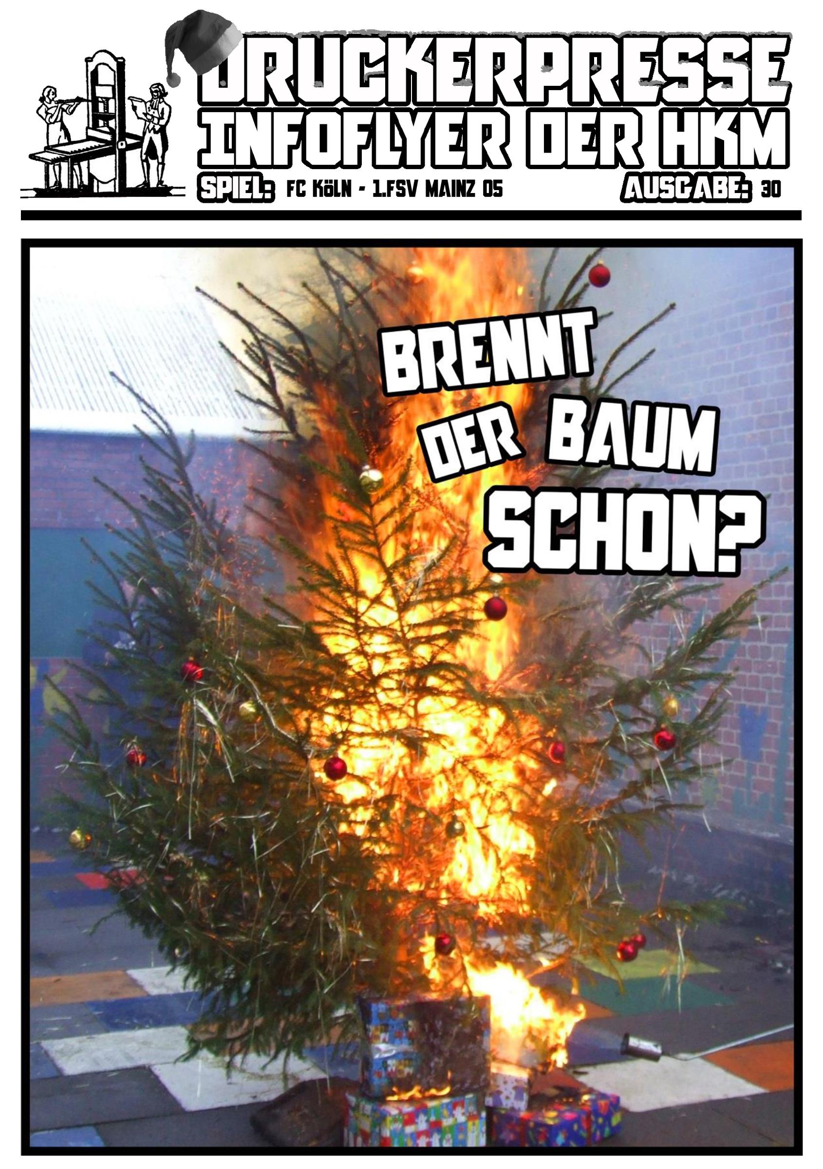DP Köln Dezember 2014 Cover