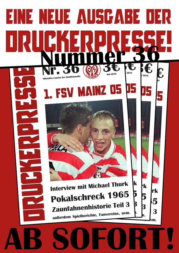 Druckerpresse 36
